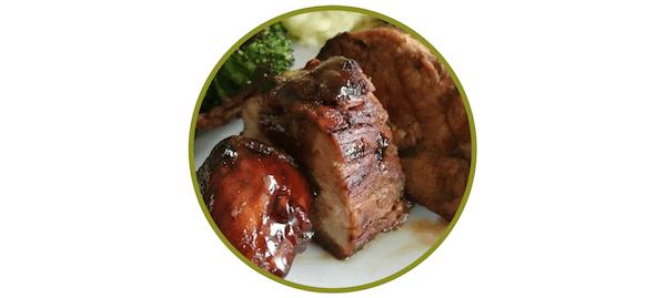 Maple Balsamic Pork Tenderloin Recipe
