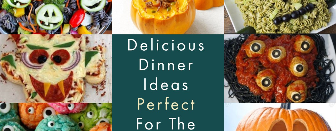 Dinner Ideas Perfect For The Haunting Holiday