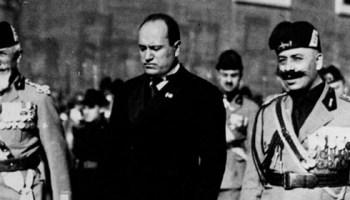 Caro Battista, il fascismo appartiene alla storia d'Italia. Non della destra