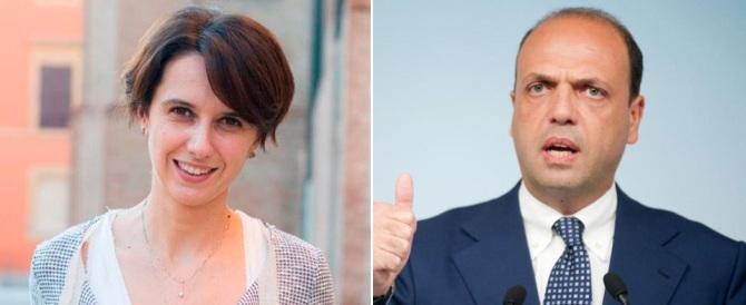 Il brindisi della Castaldini: «Siamo noi dell'Ncd a rendere l'Italia più forte»