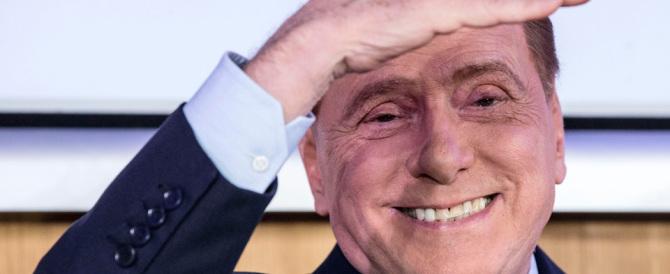 Berlusconi: «Lavoro al ricambio, tocca alle nuove generazioni scendere in campo»