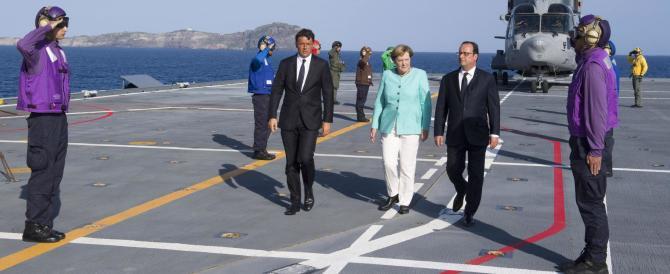 Renzi finge di non capire: la Ue è in stato comatoso e Brexit ne è la prova