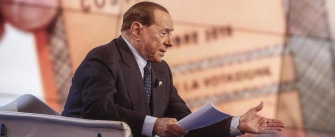 """Referendum, Berlusconi: «Renzi vuole prendersi l'Italia. Il """"no"""" è doveroso»"""