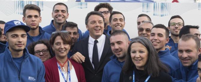 Genesi, potenza, apoteosi, caduta. Questo sarà il destino di Renzi