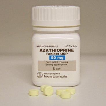 Azathioprine