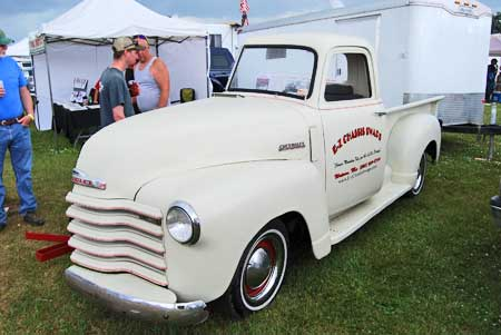 1941 Chevy Pickup Frame Swap | lajulak.org