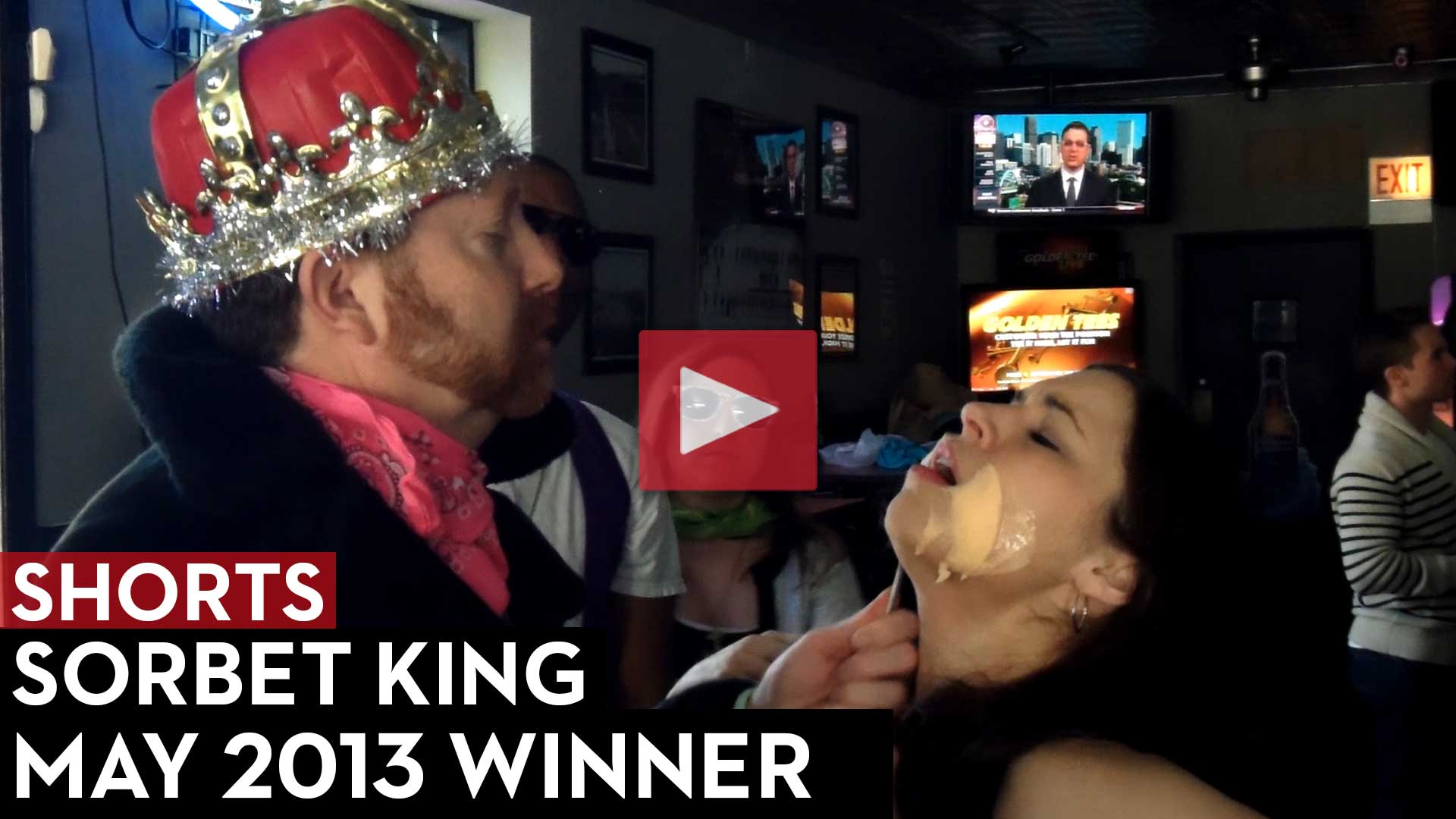 """Sorbet King"" Second City Shorts Winner 5/13"