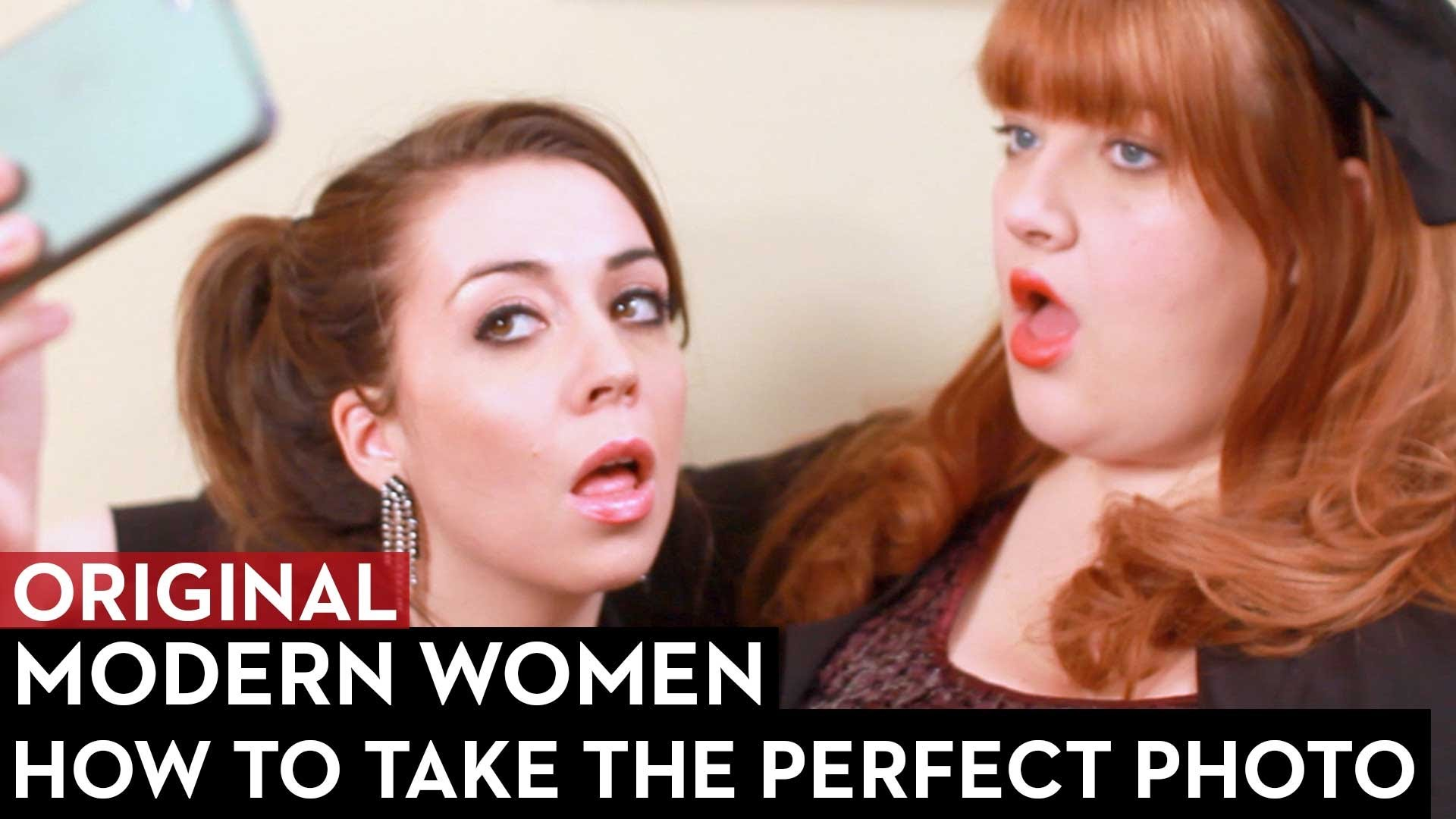 How to Take the Perfect Photo – Modern Women Episode 6