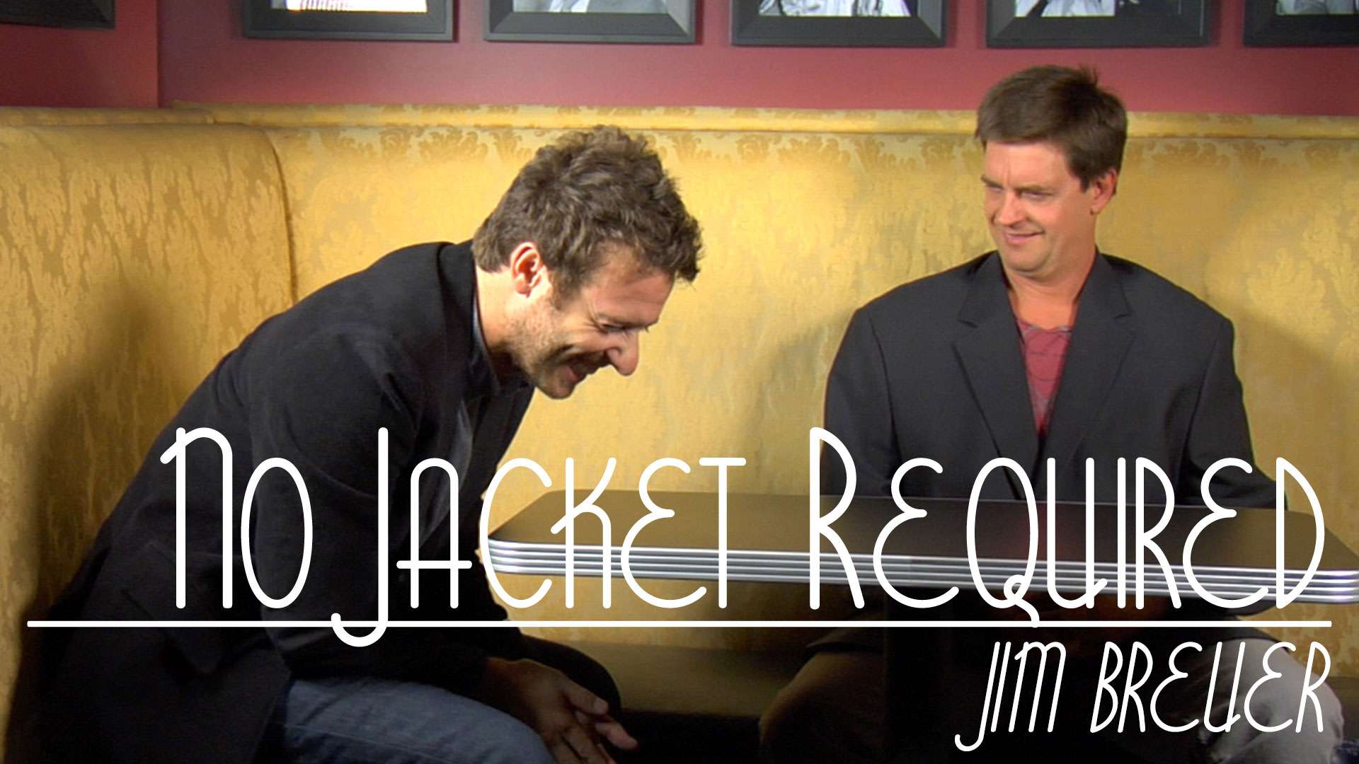 Jim Breuer on No Jacket Required