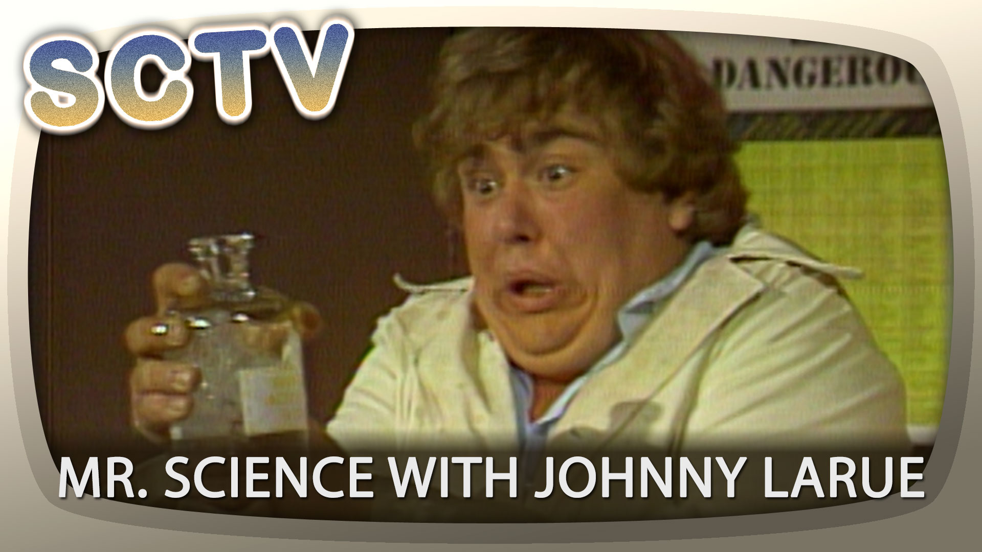 SCTV Mr. Science with Johnny LaRue