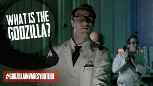 The Second City and Godzilla Invade YouTube with 6 Videos