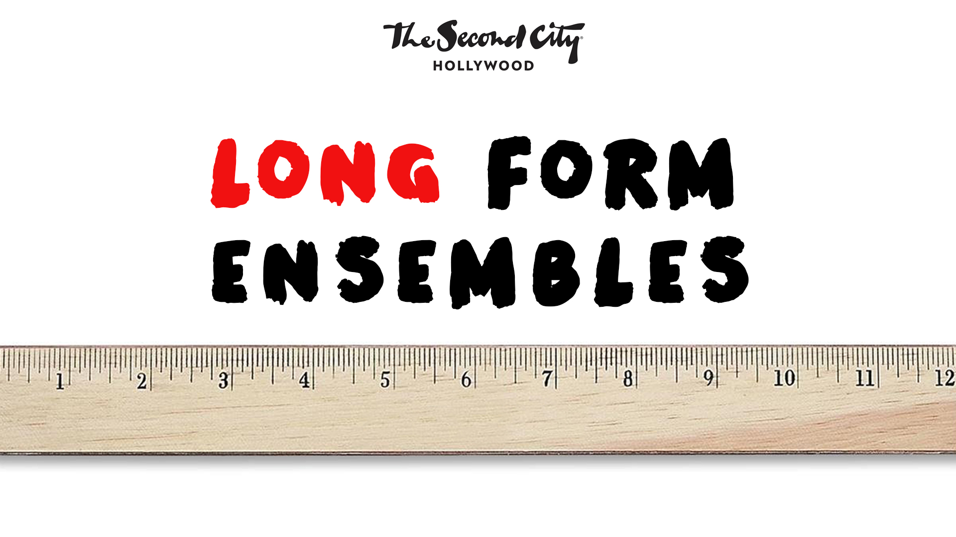 The Second City Hollywood Long-Form Ensembles & Holly's Happy Hour