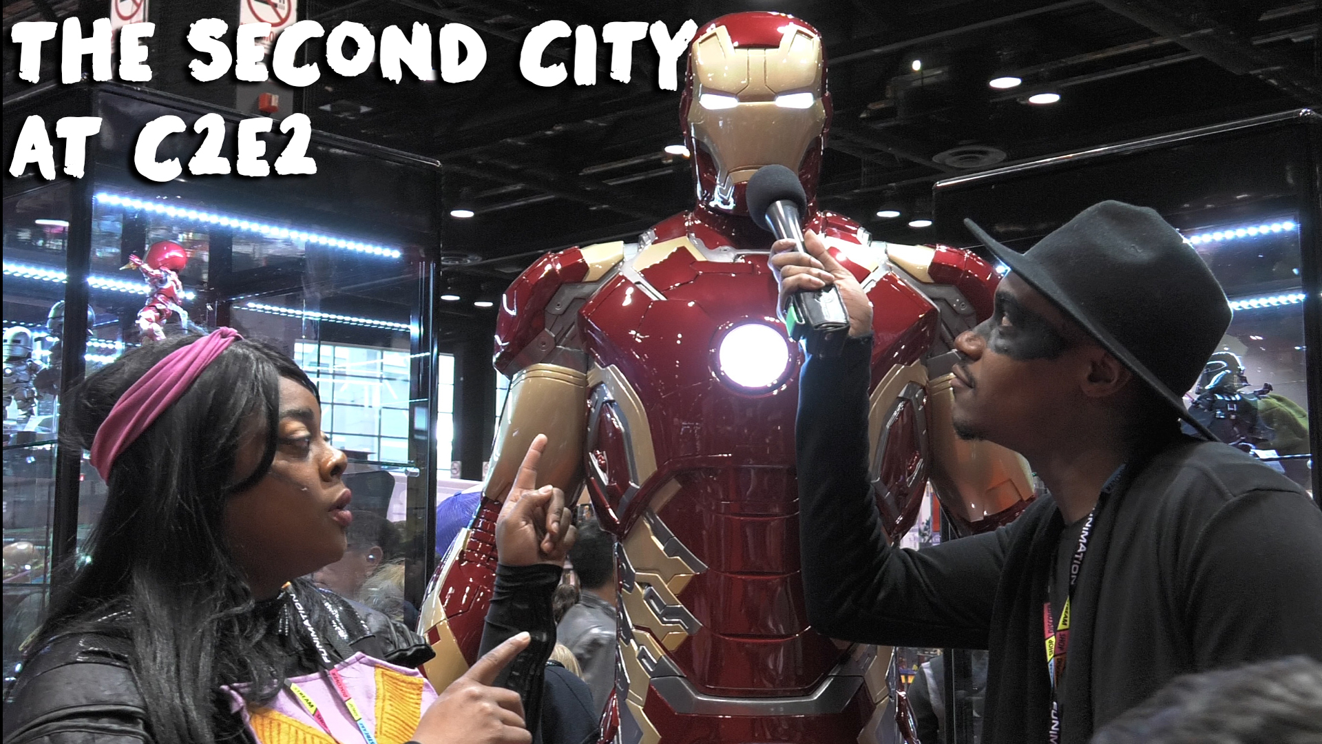 The Second City at C2E2