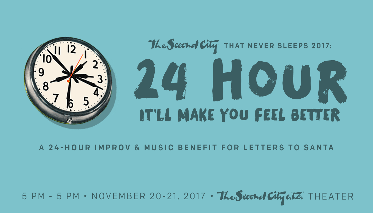 The Second City's Epic, Annual All-Nighter Turns Sweet 16
