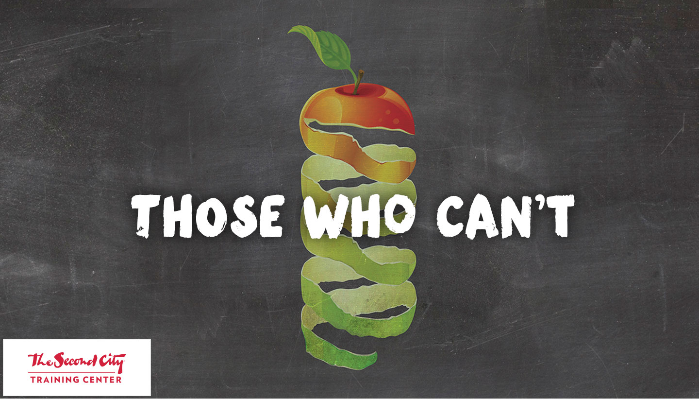 Those Who Can't