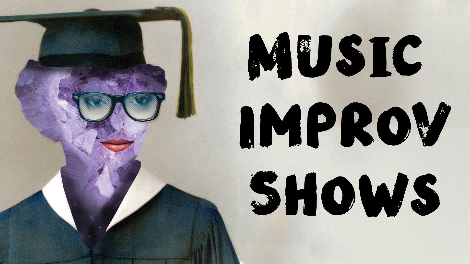 Music Improv Class Shows 1-5