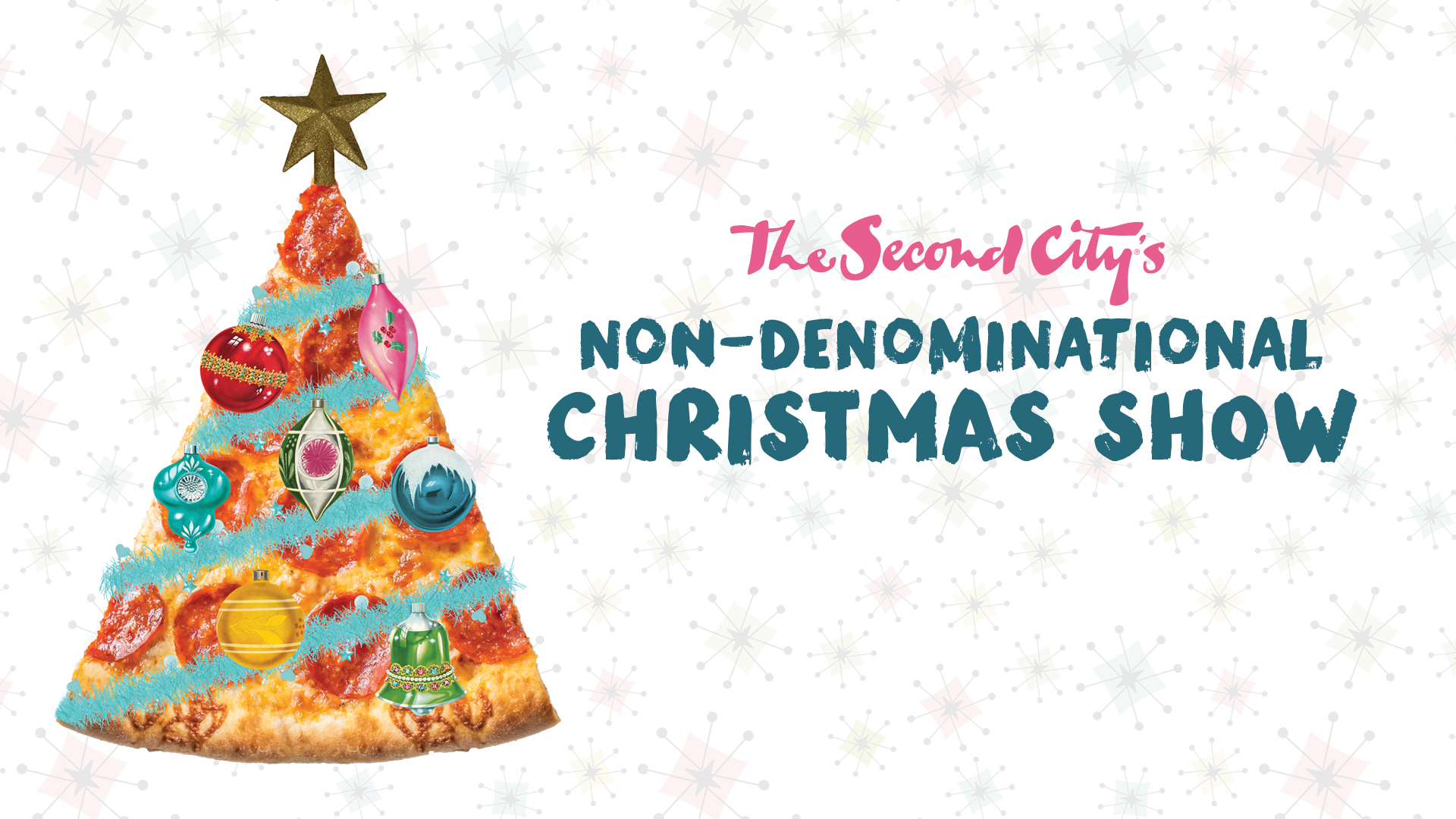 The Second City\'s Non-Denominational Christmas Show - The Second City