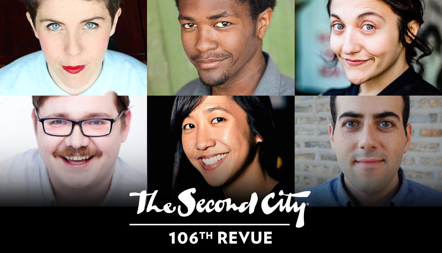 Announcing The Cast Of The Second City's 106th Mainstage Revue