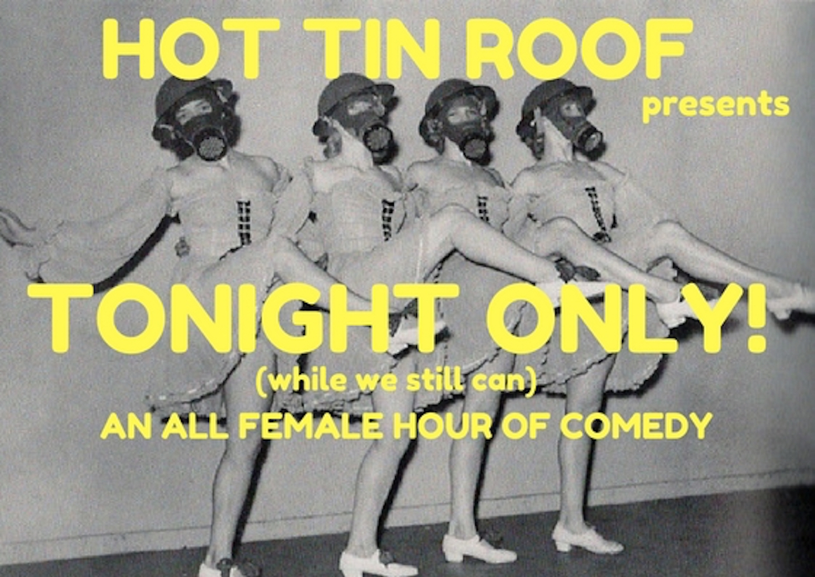 Hot Tin Roof – LADIES NIGHT!