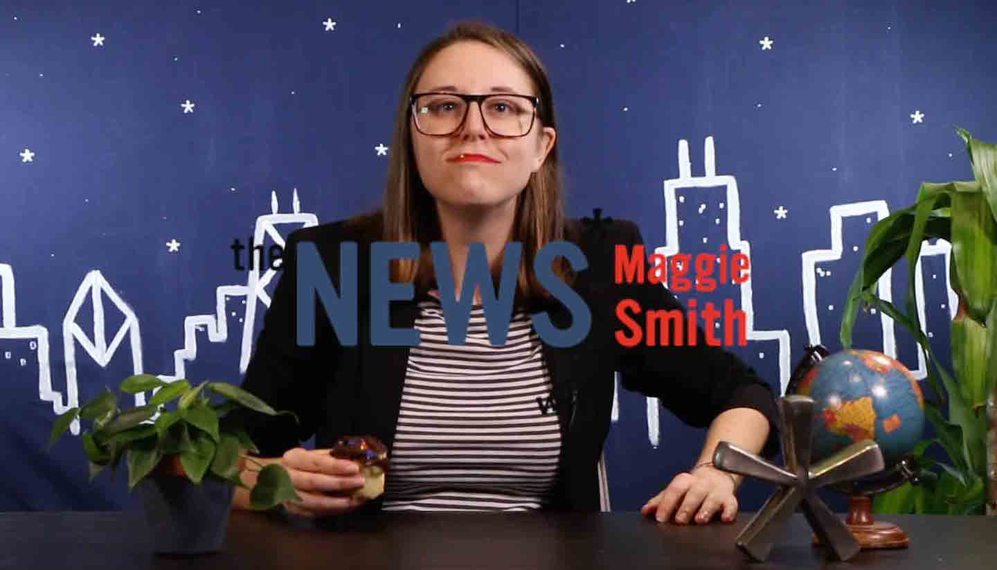 The Second City Training Center Presents: The News* with Maggie Smith