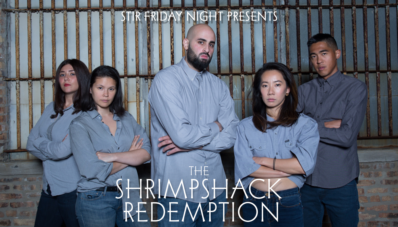 Stir Friday Night presents: The Shrimpshack Redemption