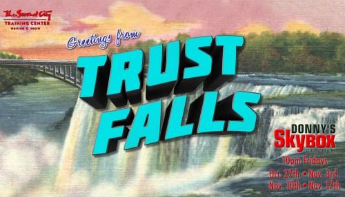 Trust Falls