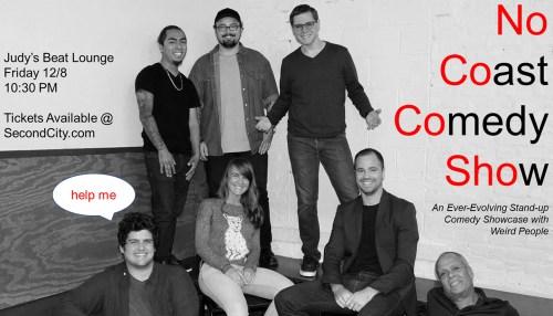 No Coast Comedy Show