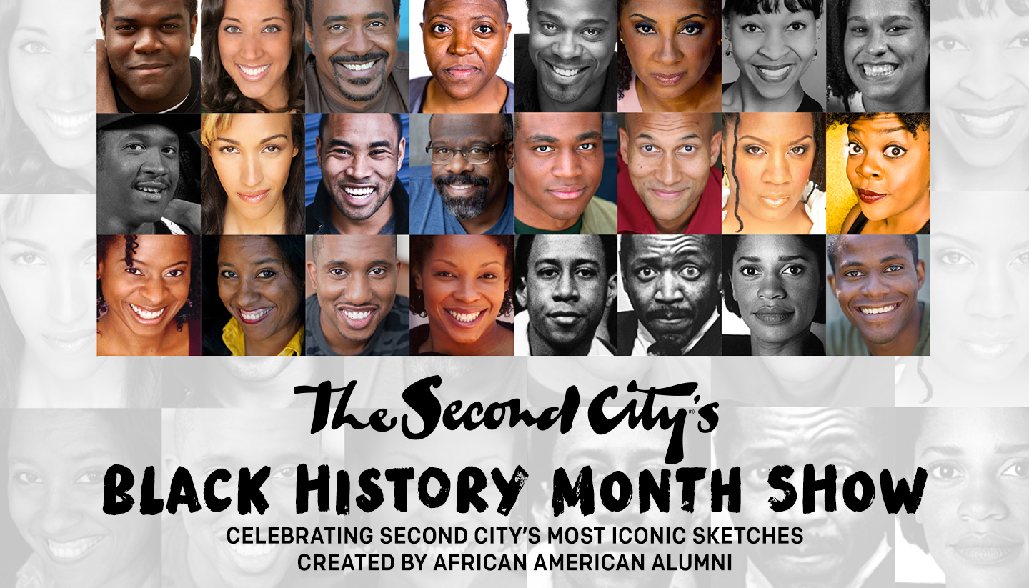 The Second City's Black History Month Show