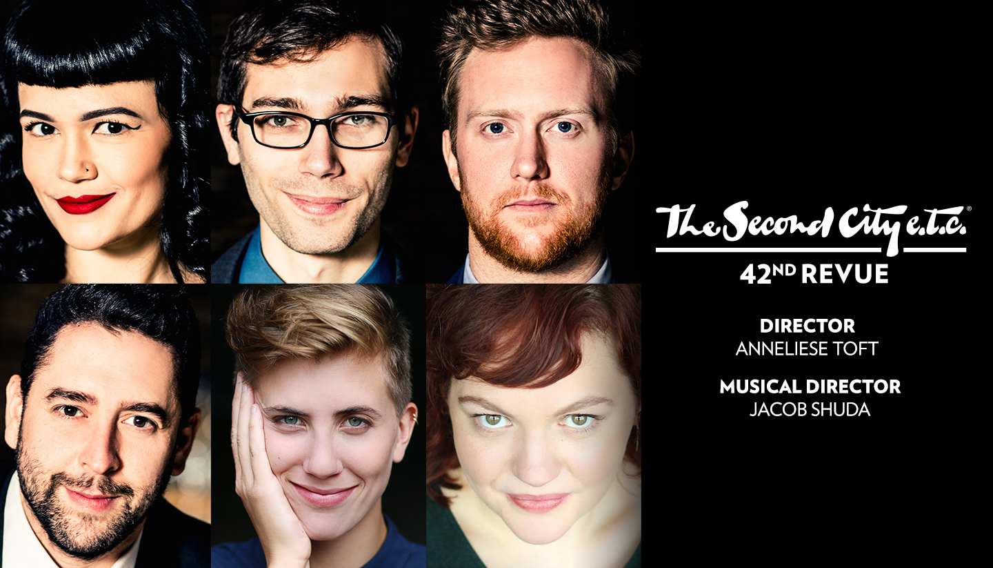 Announcing The Cast Of The Second City's 42nd e.t.c. Revue