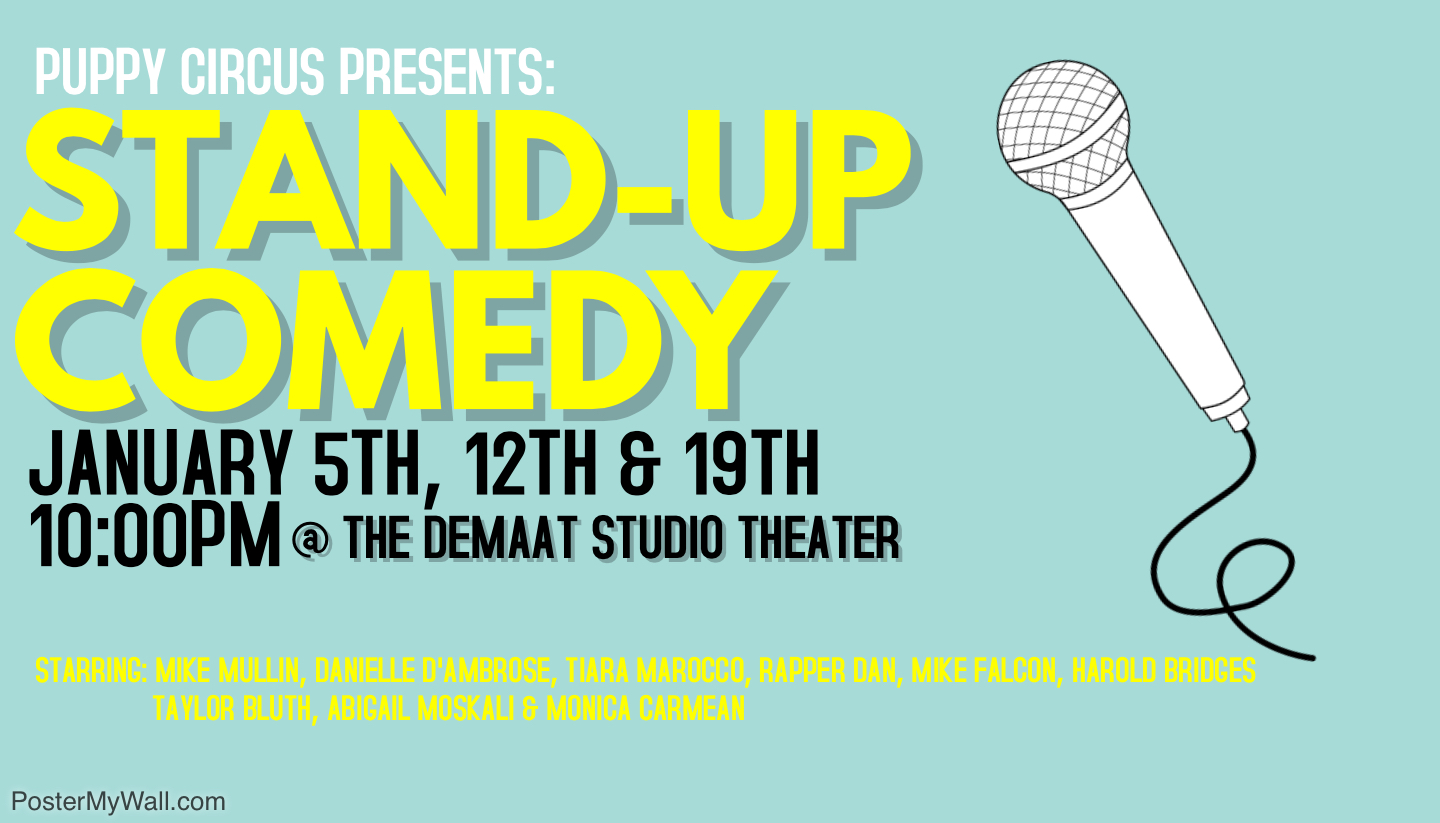 Newbies Present: Stand Up