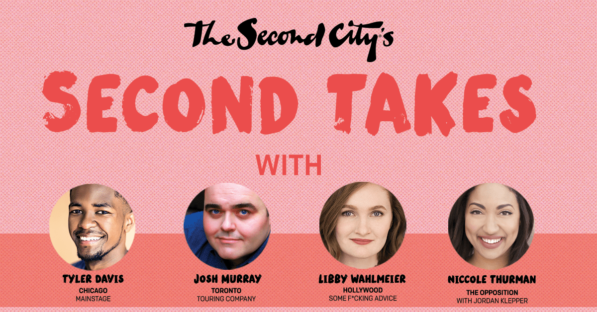 The Second City's Second Takes: December Edition