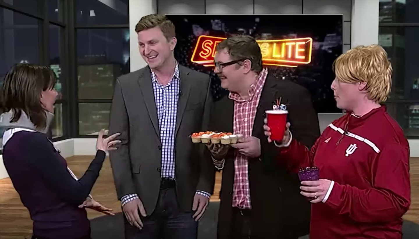 The Second City Brought The Ultimate Party A-Game To The Big Ten Network
