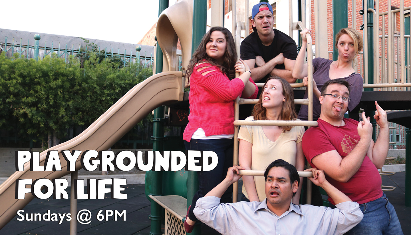Playgrounded for Life