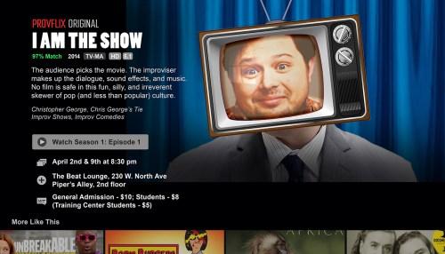 I Am The Show