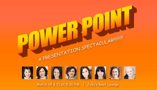 Power Point: A Presentation Spectacular!