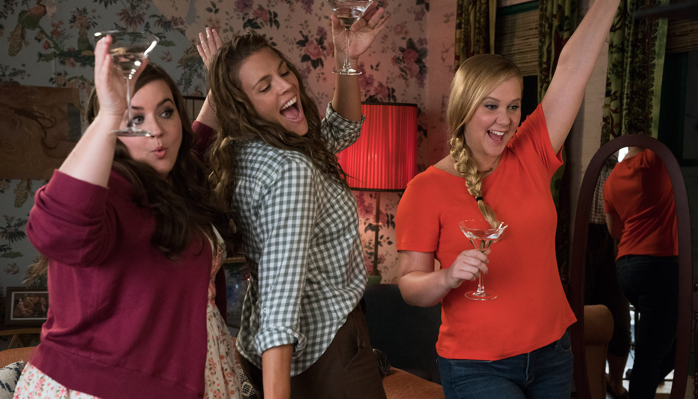 Amy Schumer & Aidy Bryant's 'Pretty' Epic Surprise For Second City Training Center Students