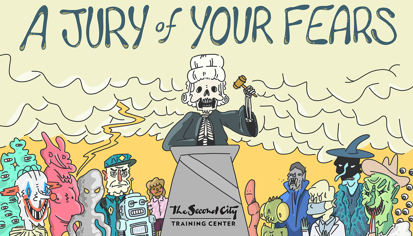 A Jury Of Your Fears