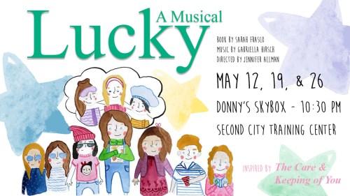Lucky: A Musical