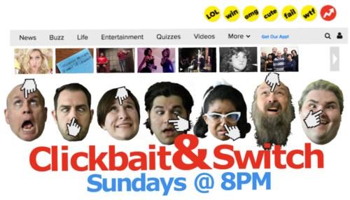 Clickbait & Switch
