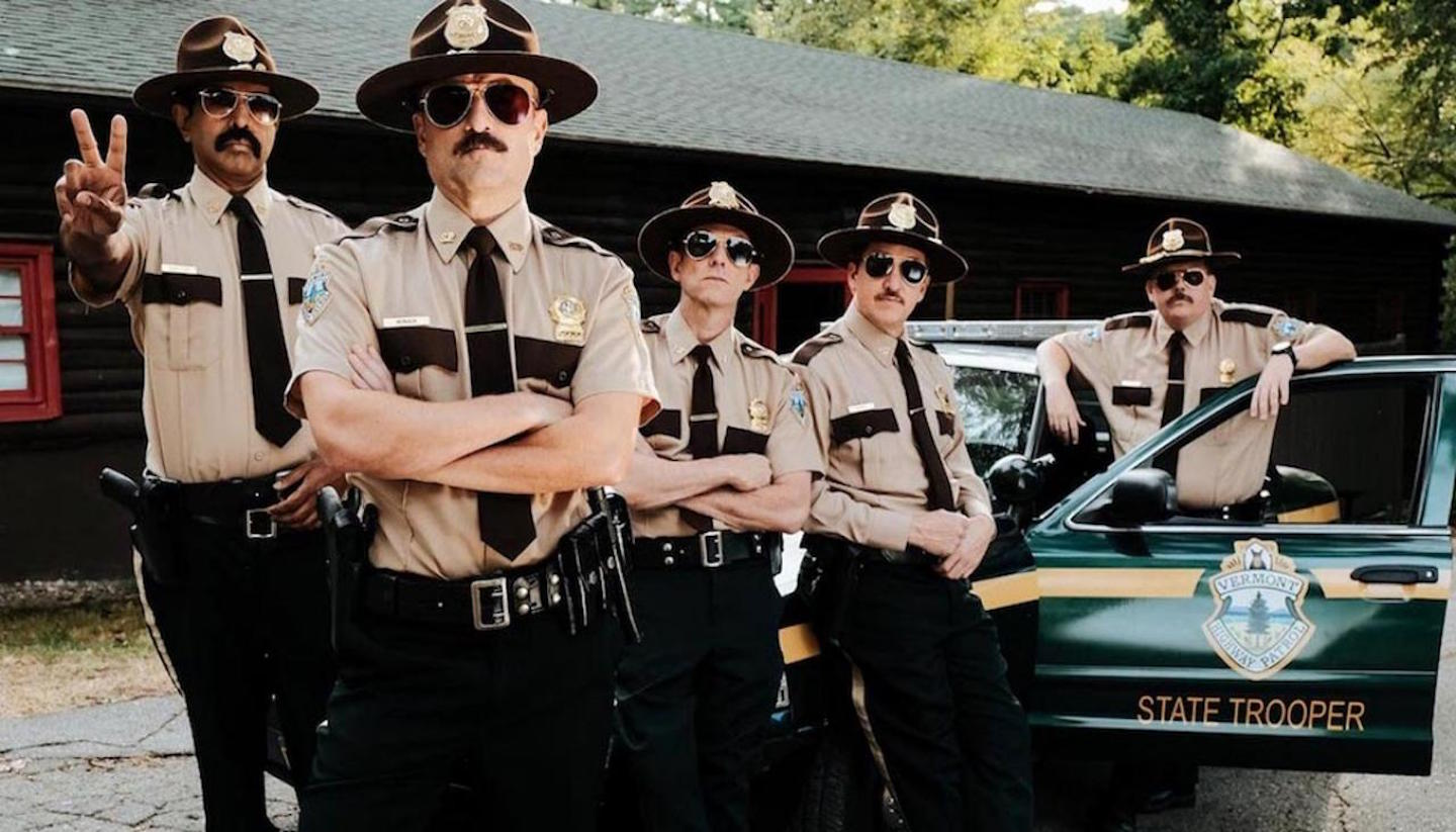 Members Of Broken Lizard Brought Their 'Super Troopers' Mojo To Second City