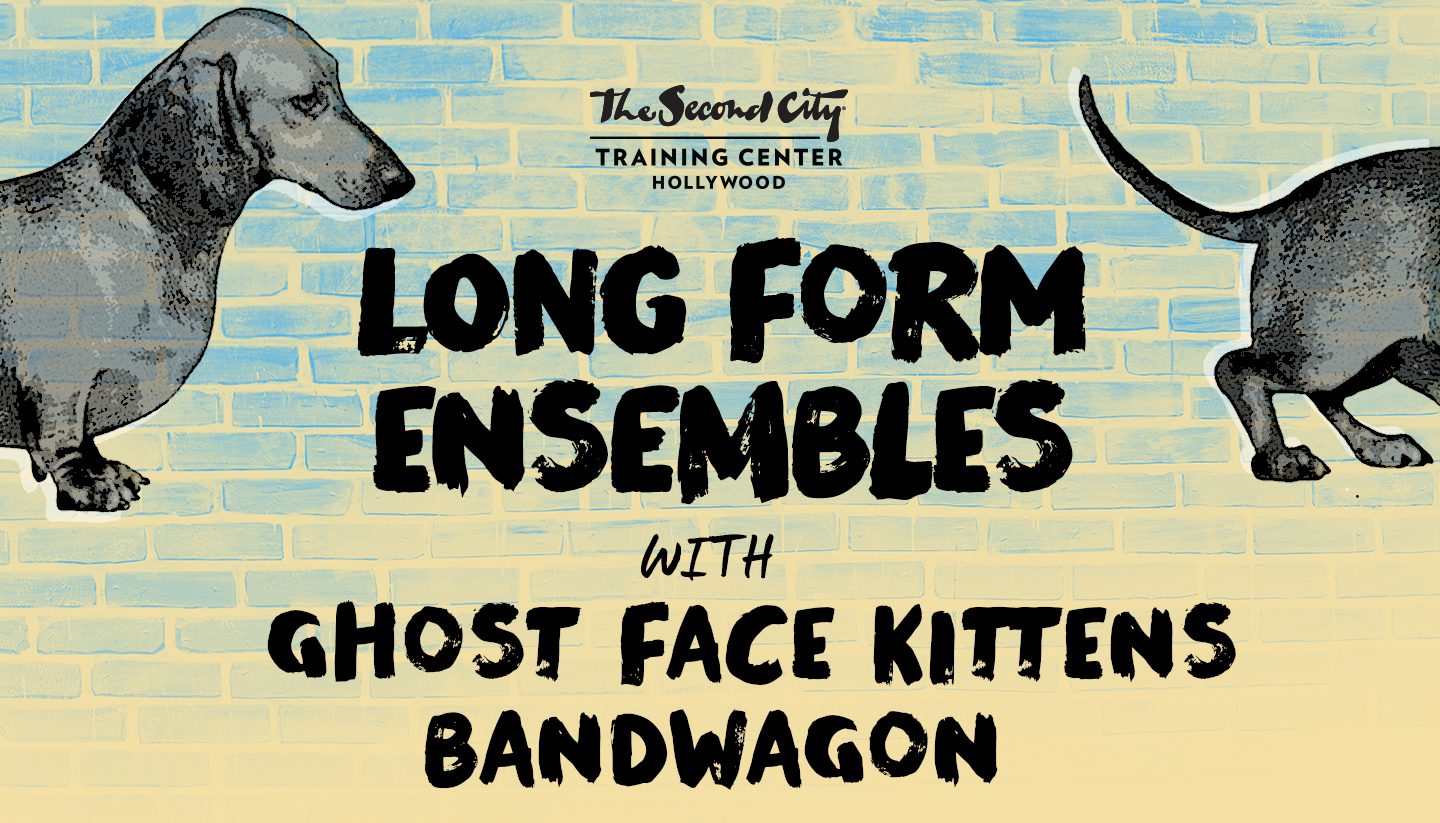 Ghost Face Kittens and Bandwagon