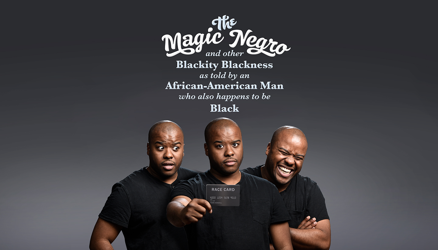 The Magic Negro and other Blackity Blackness
