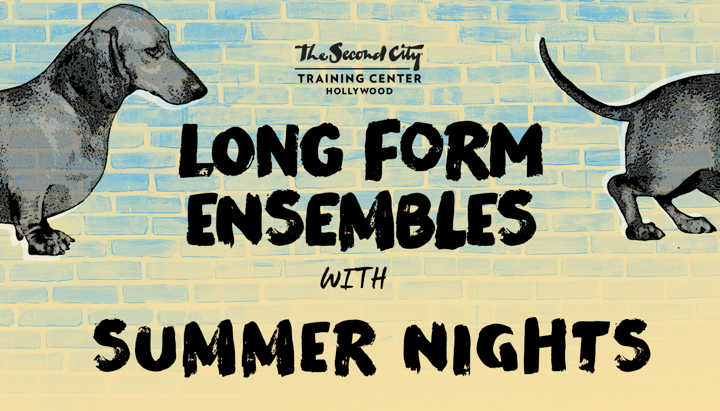 The Second City Long-Form Ensembles & Summer Nights