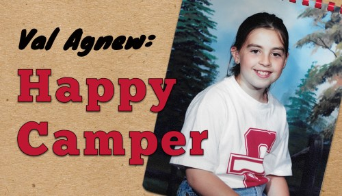Val Agnew: Happy Camper