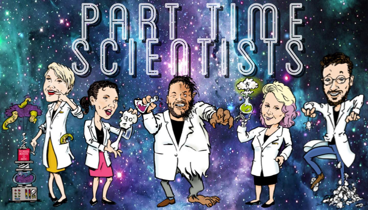 Part Time Scientists