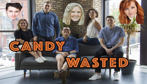 Sangria Popsicle Presents: Candy Wasted