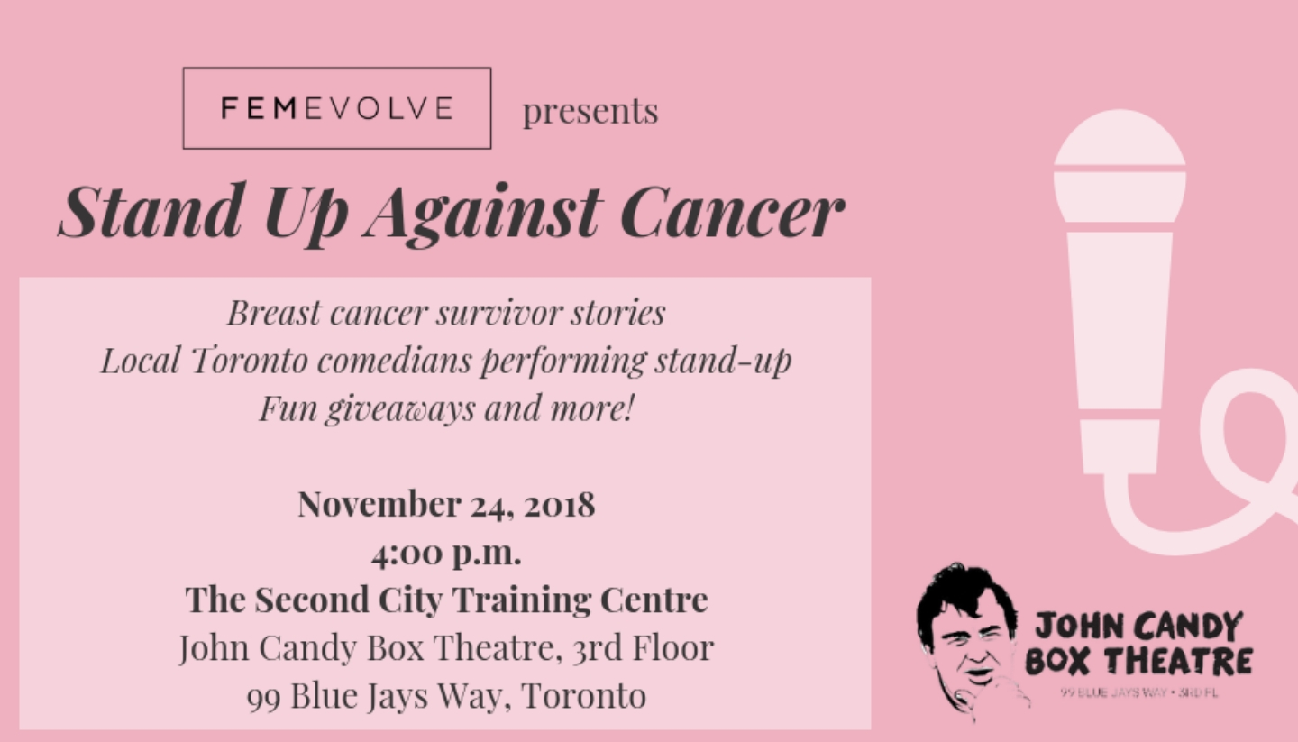 Stand Up Against Cancer