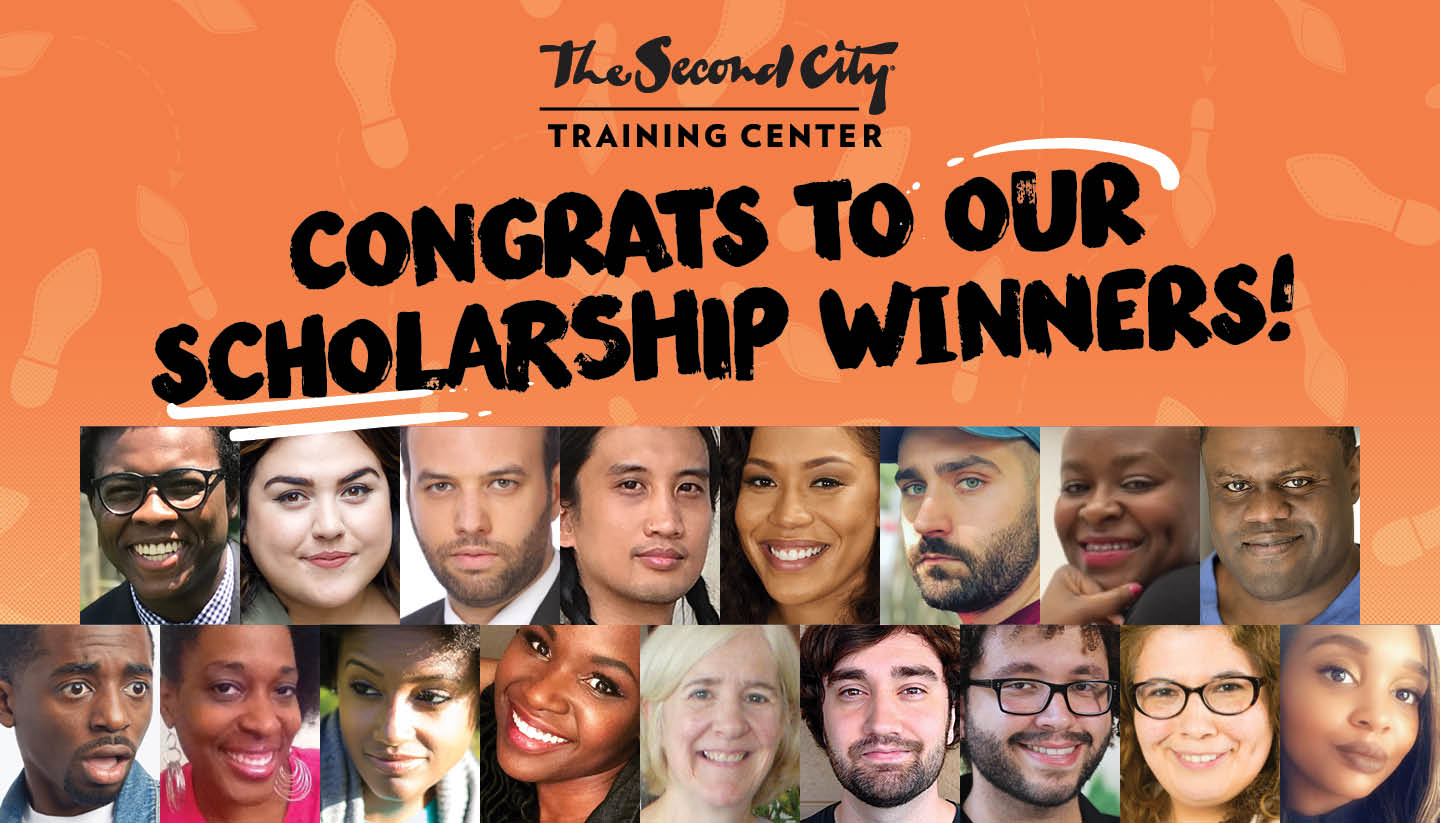 Meet the Training Center's New Scholarship Recipients