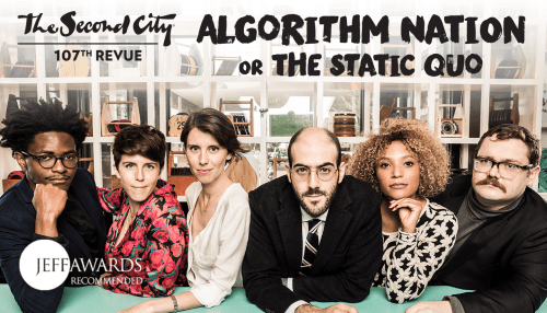 Algorithm Nation or The Static Quo