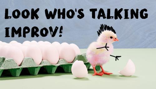 Look Who's Talkin' Improv! with Cameron Algie